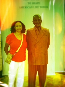 Shanda and President Truman